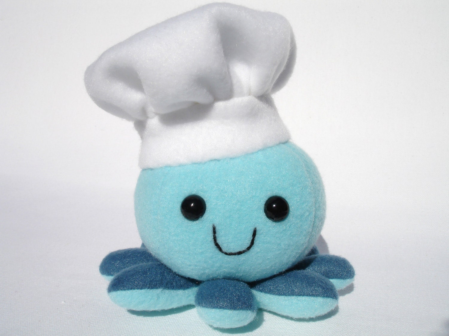 Octopus Pattern Plush Stuffed Chef Octopus Plush Toy