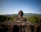 Buddha, Java Indonesia