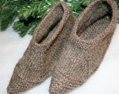 Knitted socks,(pdf file)slippers, shoes knitting