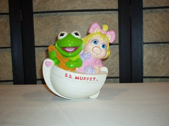 Muppet Babies Musical Crib Rail Toy