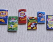 Mniature Snack Bags