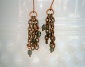 Montana Copper Mine Earrings