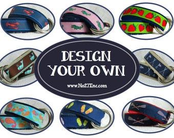 Ribbon Belt/ Men's Belt/ Women's Belt/ D-Ring Belt/ Military Belt/Preppy Belt/ Canvas Belt/Adult Belt Size:  Large or Xtra-Large