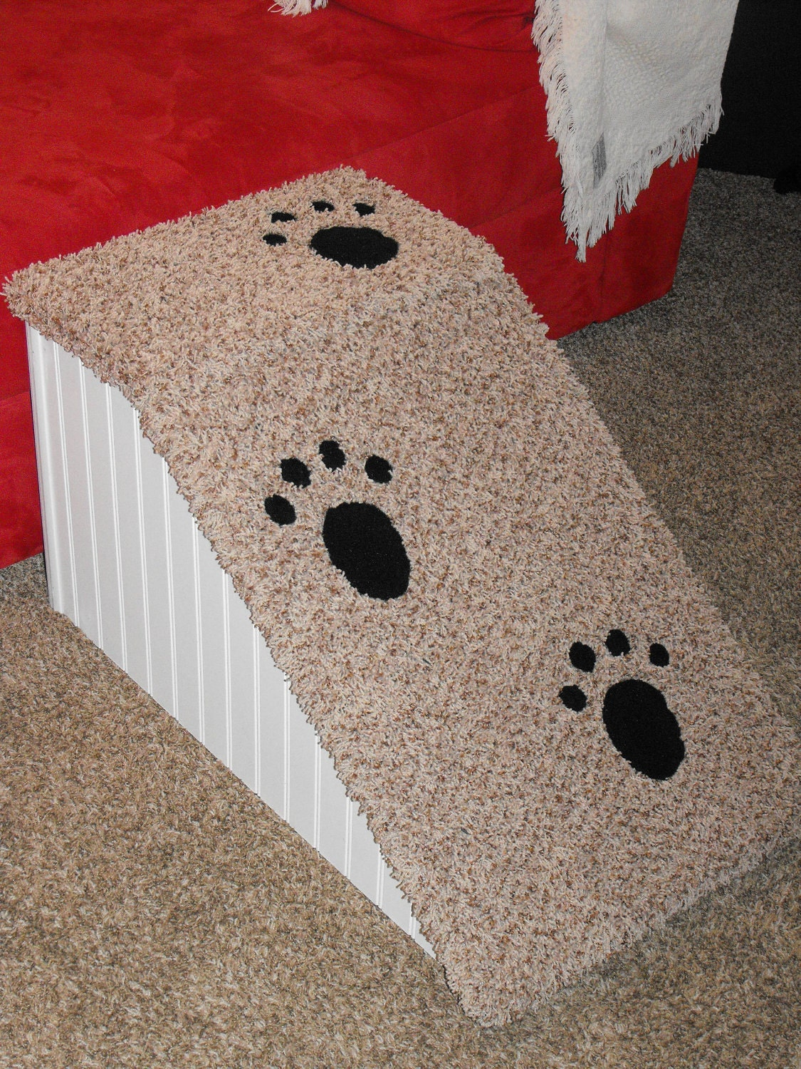 18 Inch High Dog Ramp Perfect For Long Bodied Dogs Like