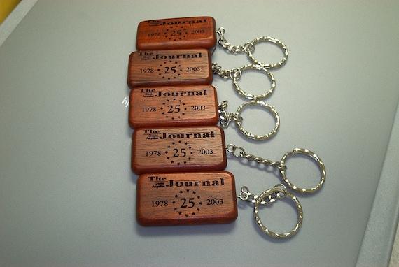 Rosewood Key Chain