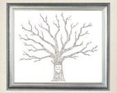 Custom Thumbprint Tree