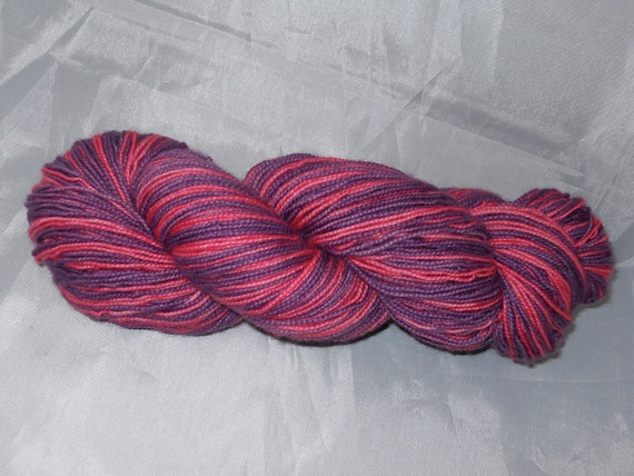 Unconquerable Sole BFL Self-Striping Yarn