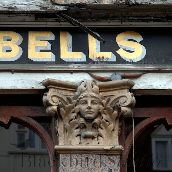 Ten Bells Pub in Commercial Street, London  Fine Art Photograph 5 x 5 inches limited edition print