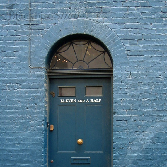 Number Eleven and a Half Fournier Street, London  Fine Art Photograph 5 x 5 inches limited edition print