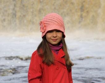 SALE//////Girl crochet hat