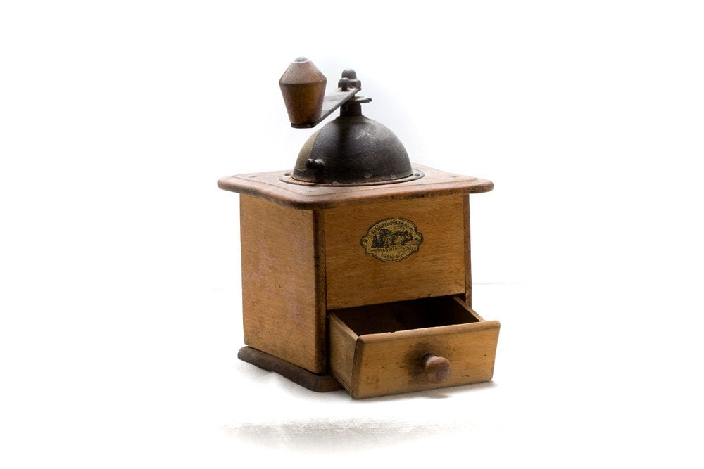 traditional coffee grinders require patience