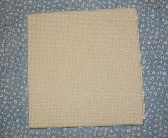 """Counted Cross Stitch Fabric - Aida 14 Count 12"""" x 18"""""""