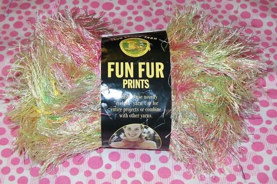 Caribbean Fun Fur