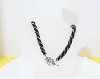 Crotchet Rope Necklace