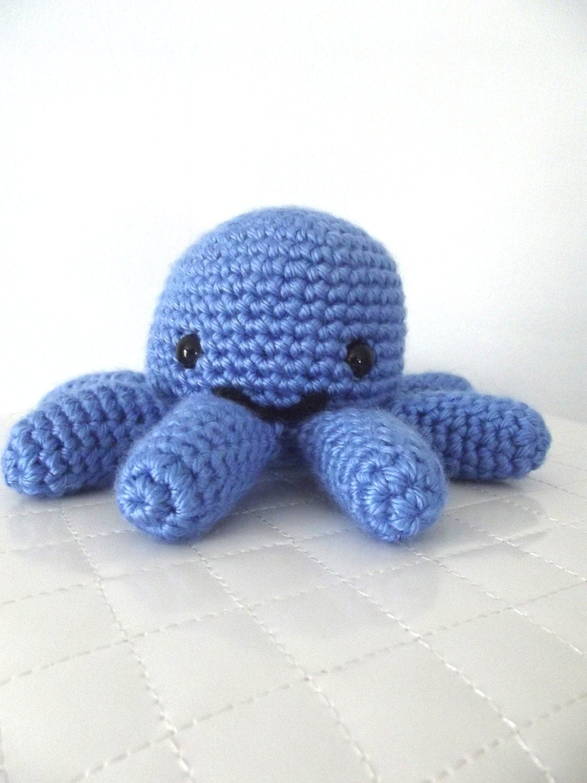 Crochet Octopus Patter...