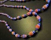contrast necklace