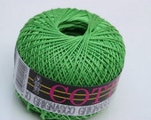 Acid Green Grignasco Cotton-5 - 100% Mercerized Cotton - 185m/50gr