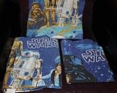 Vintage Star Wars bed sheets
