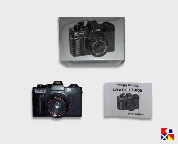 80's Lavec LT-006 35mm LoFi Camera - Vintage