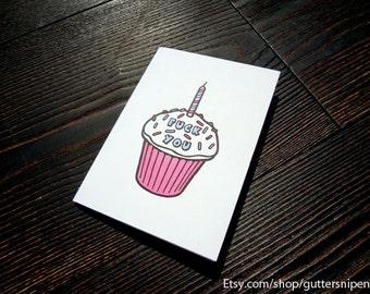 F&ck You Cupcake