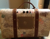 The Troubadour  Travel / Practice Guitar Amplifier