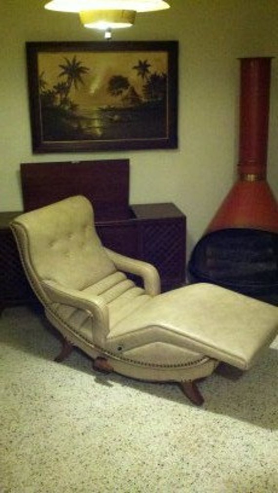 Original Mint Vintage 1957 Contour Lounge By