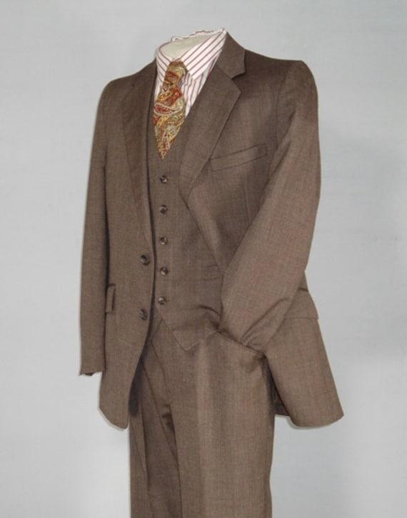 1960s Mens Colorful Suits Vintage mens suit late 1960s