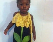 Sunflower Dress - Sizes 12m to 6