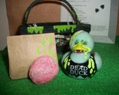 Adopt a Zombie Duck of Your Very Own