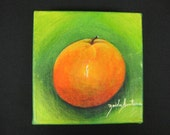 Original Art Mini Canvas 5x5, One of a Kind. 100% of the profits go directly to artists with disabilities. Item 37 Zaida S.