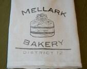 Mellark Bakery Towel -- Cake