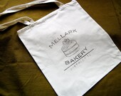 Mellark Bakery Canvas Tote Bag
