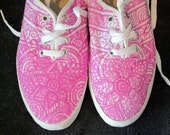 SALE Henna Inspired Shoes Womens 5
