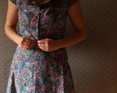 Alice -- a very Retro dress size S 6 small