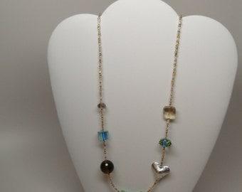 Original Treasure Necklace (Item N7) PRICE LOWERED!