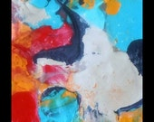 ACEO Abstract Art- Modern/Contemporary Artist Trading Card