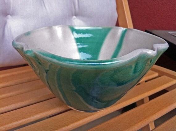 Beautiful Altered Bowl