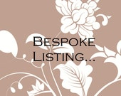Bespoke Listing For Rea (Please do not purchase if you are not Rea)
