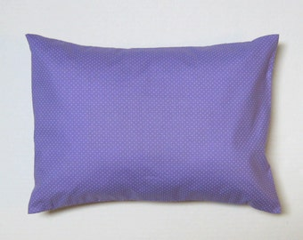 lavender throw pillow cover 12 x 16