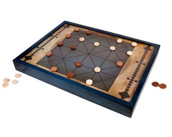 Alquerque board game