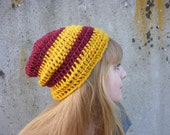 Godric Slouchy Beanie/ Ready to Ship