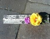 Spring Floral Hippie Headband