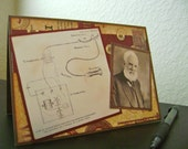 Alexander Graham Bell Greeting Card