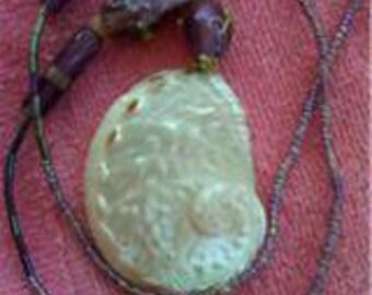 Beading, Shell Necklace, Tara Ann Design Inc. Original