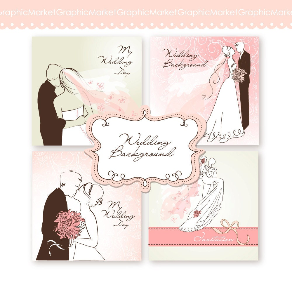 Custom Printable Wedding Invitations Card Templates – Printable Wedding Invitation Cards