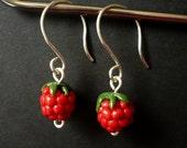 fruit and vegetable earrings
