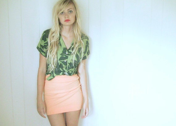Vinatge Small Hawaiian shirt