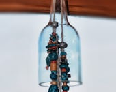 Boho Bottle Wind Chime