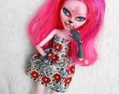 OOAK Monster High Bunny