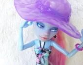 Monster High OOAK Skull Shores Abbey Bominable